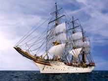 Segelschiff Sorlandet