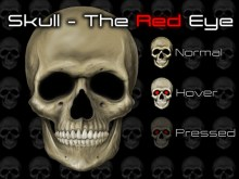 Skull - The Red Eye