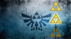 Zelda Triforce