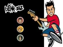 Blink-182 Button