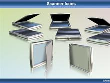 Scanner Icons