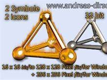 Burning Magnetical Pyramid