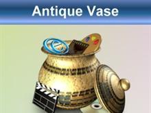 Recycle Bin: Antique Vase