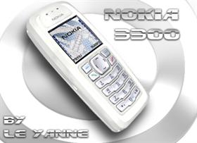 Nokia 3300
