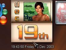 pinup calendar