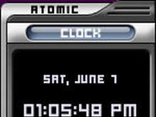 Jusletgo's UniverseMetal BeatNik Clock