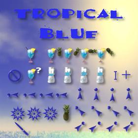 Tropical Blue