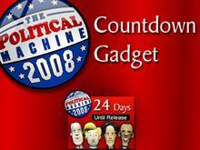 Political Machine 2008 Countdown