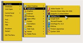 Taxi RightClick Menu
