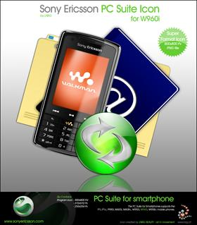 W960i Sony Ericsson PC Suite