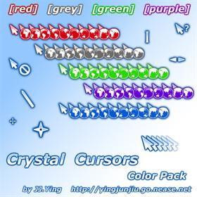 Crystal Cursors CP