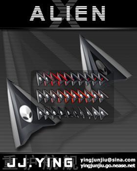 X-Alien 2 [DARK]