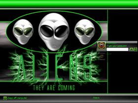 Aliens, They Are Coming!