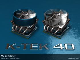 K-TEK 4D My Computer