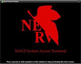 NERV login