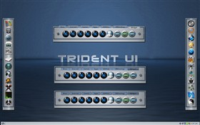 Trident Tabbed &amp; Side Docks