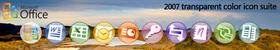 MS Office 2007 Color Orb Icons