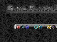 PoulanZ_Black Plated Dock