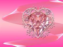 LouKeeya Valentine Card