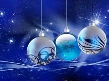 Christmas White Shine