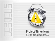 Project Timer Icon