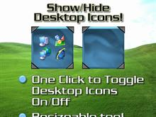 ShowHide Desktop Icons