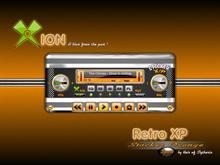 RetroXP Stocker Orange Sport