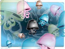 Jellyfish spot