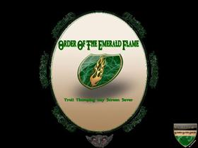 Order Of The Emerald Flame