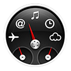 OSX Tiger Dashboard Icon