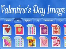Valentines Image File Type Icons