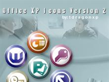 Office XP Circular Icons