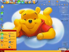 skyblue Pooh
