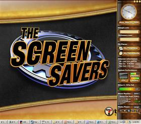 Screensaver's Dock