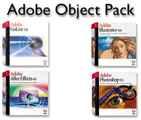 Adobe Object Pack