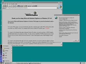 Old School IE