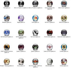 Games 2 XP Icons (Globe)