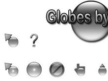 Globes by Jim - Gray