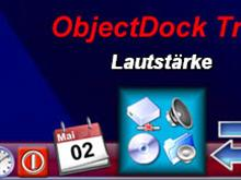 ObjectDock Tray