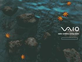 Vaio in the Water