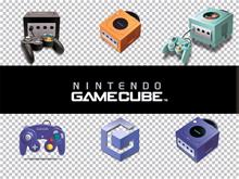 Nintendo Game Cube Dock Icons