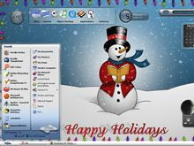My Christmas Desktop