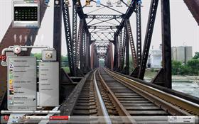 steam rails