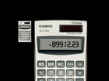 ADS CALC CASIO