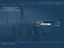 StarGate Atlantis 2 - English