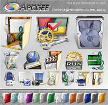 Apogee Icon Suite