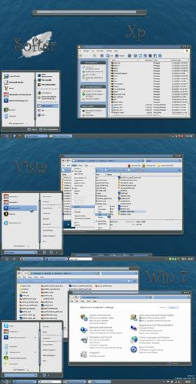 Softer (Xp, Vista, Win7)