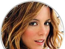 Kate Beckinsale Clock