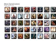 More GameAvatars