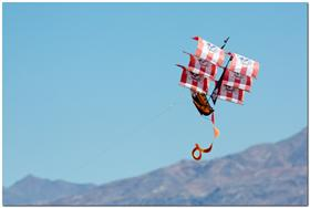 Death Valley Kite